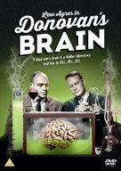 Donovan's Brain - British DVD cover (xs thumbnail)