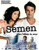 Semen, una historia de amor - Spanish Movie Poster (xs thumbnail)
