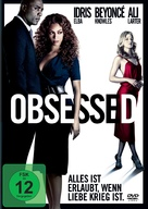 Obsessed - German Movie Cover (xs thumbnail)