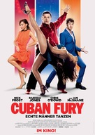 Cuban Fury - German Movie Poster (xs thumbnail)