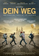The Way - German Movie Poster (xs thumbnail)