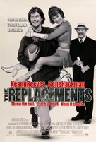 The Replacements - Movie Poster (xs thumbnail)