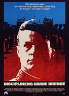 The Lords of Discipline - Danish Movie Poster (xs thumbnail)