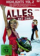 """Alles was zählt"" - German DVD movie cover (xs thumbnail)"
