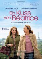 Sage femme - German Movie Poster (xs thumbnail)