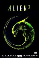 Alien 3 - DVD cover (xs thumbnail)