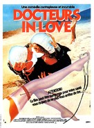 Young Doctors in Love - French Movie Poster (xs thumbnail)