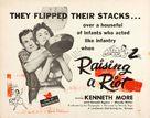 Raising a Riot - Movie Poster (xs thumbnail)