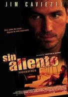 Highwaymen - Spanish Movie Poster (xs thumbnail)