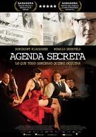 Der Staat gegen Fritz Bauer - Argentinian Movie Poster (xs thumbnail)