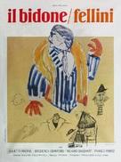Il bidone - French Movie Poster (xs thumbnail)