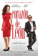 Corazón de León - Uruguayan Movie Poster (xs thumbnail)