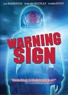 Warning Sign - DVD cover (xs thumbnail)