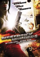 Westbrick Murders - DVD cover (xs thumbnail)