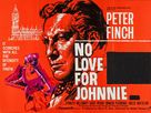 No Love for Johnnie - British Movie Poster (xs thumbnail)