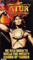 Ator l'invincibile - Dutch VHS cover (xs thumbnail)