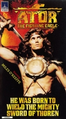 Ator l'invincibile - Dutch VHS movie cover (xs thumbnail)