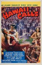 Hawaii Calls - Re-release poster (xs thumbnail)