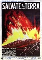The Lost Missile - Italian Movie Poster (xs thumbnail)