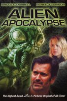 Alien Apocalypse - DVD cover (xs thumbnail)