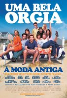 A Good Old Fashioned Orgy - Portuguese Movie Poster (xs thumbnail)