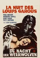 La noche de Walpurgis - Belgian Movie Poster (xs thumbnail)