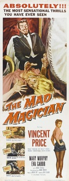 The Mad Magician - Movie Poster (xs thumbnail)