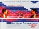 Une liaison pornographique - British Movie Poster (xs thumbnail)