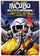 Incubo sulla città contaminata - Italian Movie Poster (xs thumbnail)