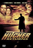 The Hitcher II: I've Been Waiting - German DVD cover (xs thumbnail)
