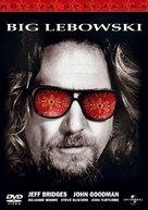 The Big Lebowski - Polish DVD movie cover (xs thumbnail)