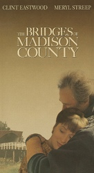 The Bridges Of Madison County - VHS cover (xs thumbnail)