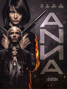 Anna - French Movie Poster (xs thumbnail)