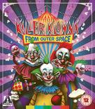 Killer Klowns from Outer Space - British Movie Cover (xs thumbnail)