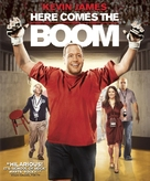 Here Comes the Boom - Blu-Ray movie cover (xs thumbnail)