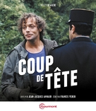 Coup de tête - French Blu-Ray cover (xs thumbnail)