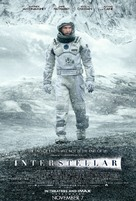 Interstellar - Icelandic Movie Poster (xs thumbnail)