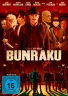 Bunraku - German DVD movie cover (xs thumbnail)