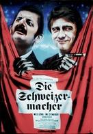 Die Schweizermacher - Swiss Movie Poster (xs thumbnail)