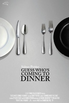 Guess Who's Coming to Dinner - Re-release poster (xs thumbnail)