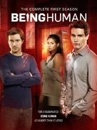"""Being Human"" - DVD movie cover (xs thumbnail)"