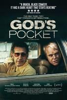 God's Pocket - British Movie Poster (xs thumbnail)