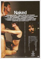 Naked - Japanese Movie Poster (xs thumbnail)