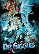 Dr. Giggles - German Movie Cover (xs thumbnail)