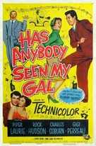 Has Anybody Seen My Gal? - Movie Poster (xs thumbnail)