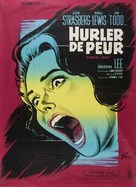 Taste of Fear - French Movie Poster (xs thumbnail)