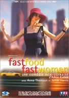 Fast Food Fast Women - French poster (xs thumbnail)