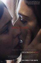 Disobedience - Chilean Movie Poster (xs thumbnail)