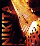 Nikita - French Blu-Ray cover (xs thumbnail)