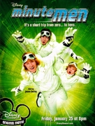 Minutemen - Argentinian Movie Poster (xs thumbnail)